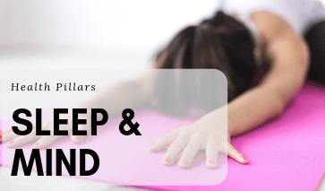 Health Pillars sleep
