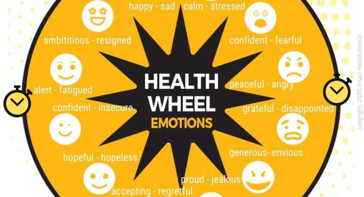 Emotions Wheel 1